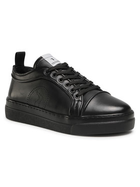 Trussardi Trussardi Sneakersy 79A00670 Czarny