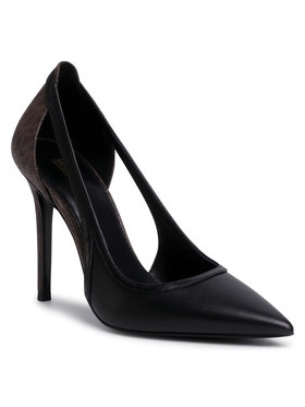 MICHAEL Michael Kors MICHAEL Michael Kors Обувки на ток Nora Pump 40T0NOHP1L Черен