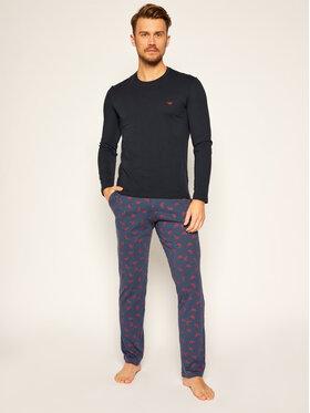 Emporio Armani Underwear Emporio Armani Underwear Pizsama 111791 0A567 69735 Sötétkék
