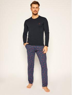Emporio Armani Underwear Emporio Armani Underwear Pyžamo 111791 0A567 69735 Tmavomodrá