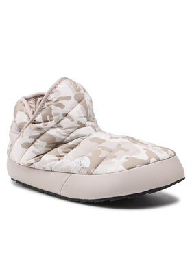 The North Face The North Face Chaussons Thermoball Traction Bootie NF0A3MKH32B1 Beige