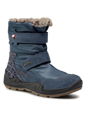 Primigi Primigi Śniegowce GORE-TEX 6382622 D Granatowy