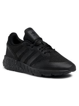 adidas adidas Topánky Zx 1K Boost J G58921 Čierna