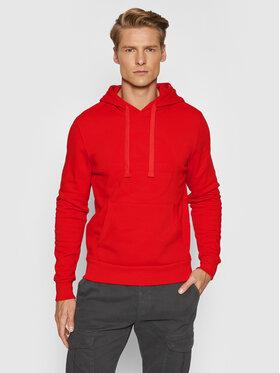 North Sails North Sails Sweatshirt Fleece 691623 Rouge Regular Fit