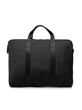 Calvin Klein Calvin Klein Nešiojamo kompiuterio krepšys Code Laptop Sleeve K50K507249 Juoda