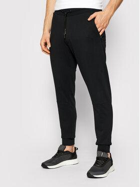 4F 4F Spodnie dresowe H4L21-SPMD012 Czarny Regular Fit