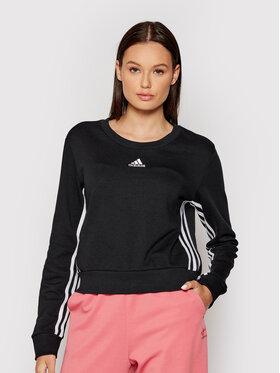 adidas adidas Sweatshirt Neo Essential GL1405 Schwarz Regular Fit