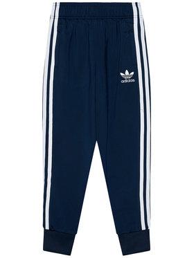 adidas adidas Παντελόνι φόρμας adicolor Sst GN8454 Σκούρο μπλε Regular Fit