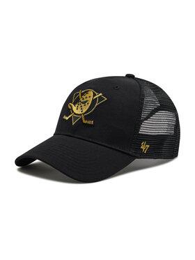 47 Brand 47 Brand Kšiltovka Anaheim Ducks TH-BRMTL25CTP-BKA Červená