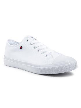 Lee Cooper Lee Cooper Sneakers aus Stoff LCW-21-31-0084M Weiß