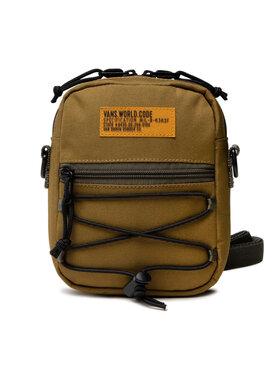 Vans Vans Плоска сумка Bail Shoulder B VN0A3I5SZBN1 Зелений