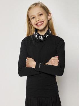 Calvin Klein Jeans Calvin Klein Jeans Dolcevita Monogram IG0IG00674 Nero Regular Fit