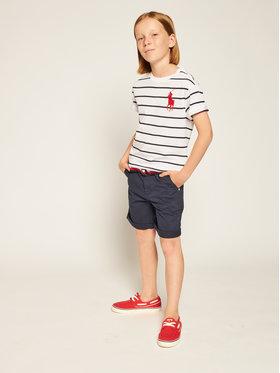 Polo Ralph Lauren Polo Ralph Lauren Marškinėliai Summer I 323786411001 Balta Regular Fit