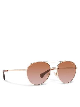 Lauren Ralph Lauren Lauren Ralph Lauren Okulary przeciwsłoneczne 0RA4135 911613 Złoty