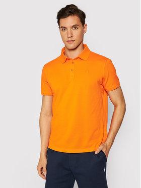 Trussardi Trussardi Polo marškinėliai 52T00349 Oranžinė Regular Fit