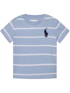 Polo Ralph Lauren Polo Ralph Lauren Marškinėliai 3,21E+11 Mėlyna Regular Fit