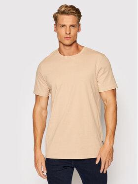 Outhorn Outhorn T-Shirt TSM609 Beige Regular Fit