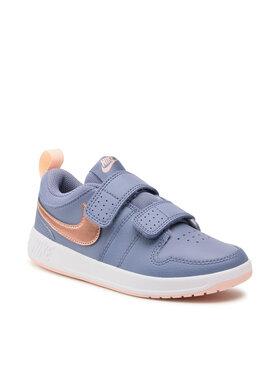 Nike Nike Boty Pico 5 (Psv) AR4161 401 Fialová