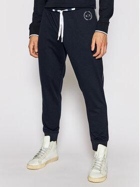 Armani Exchange Armani Exchange Pantaloni da tuta 8NZP91 Z9N1Z 1510 Blu scuro Regular Fit