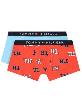 Tommy Hilfiger Tommy Hilfiger Set 2 perechi de boxeri Trunk UB0UB00291 Colorat