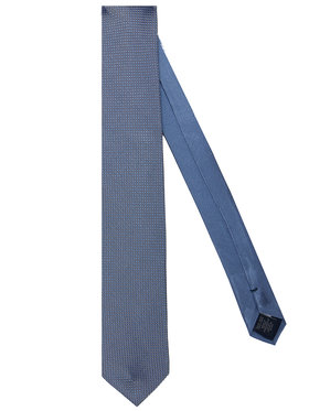 Tommy Hilfiger Tailored Tommy Hilfiger Tailored Cravatta Micro Design TT0TT07636 Blu
