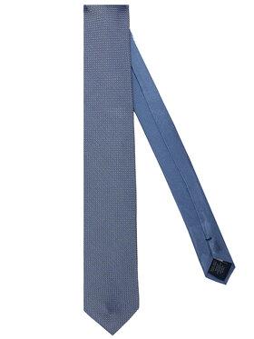 Tommy Hilfiger Tailored Tommy Hilfiger Tailored Krawatte Micro Design TT0TT07636 Blau
