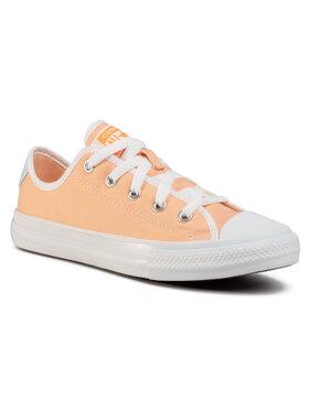 Converse Converse Sneakers aus Stoff Ctas Ox 667556C Orange