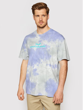 HUF HUF T-shirt Chemistry TS01379 Viola Regular Fit