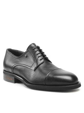 Pollini Pollini Chaussures basses SB10023G0DUA0000 Noir