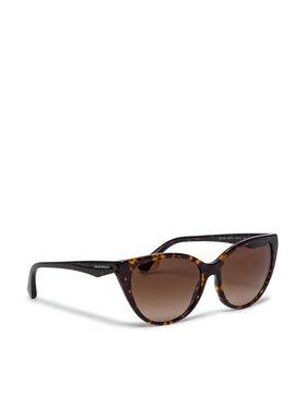 Emporio Armani Emporio Armani Okulary przeciwsłoneczne 0EA4162 587913 Brązowy