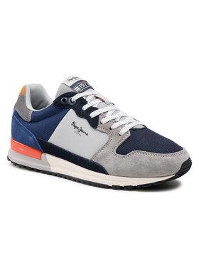 Pepe Jeans Pepe Jeans Sneakersy Tinker Pro Rump 0.2 PMS30730 Šedá
