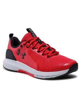 Under Armour Under Armour Παπούτσια Ua Charged Commit Tr 3 3023703-600 Κόκκινο