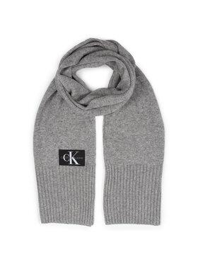 Calvin Klein Jeans Calvin Klein Jeans Schal J Basic Men Knitted Scraf K50K504945 Grau