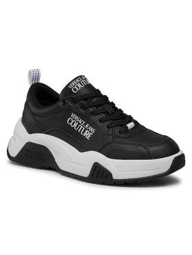 Versace Jeans Couture Versace Jeans Couture Sneakers E0YWASF6 Negru