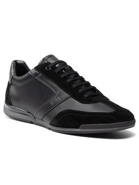 Boss Boss Sneakersy Saturn 50455305 10231638 01 Černá