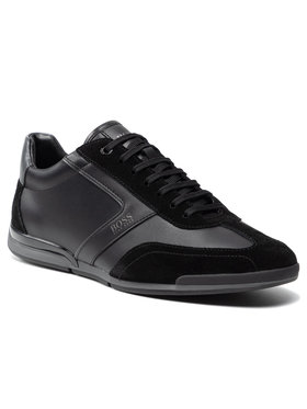 Boss Boss Sneakersy Saturn 50455305 10231638 01 Czarny
