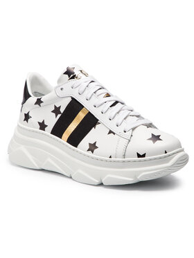 Stokton Sneakersy 650-D-SS19-UP Biela