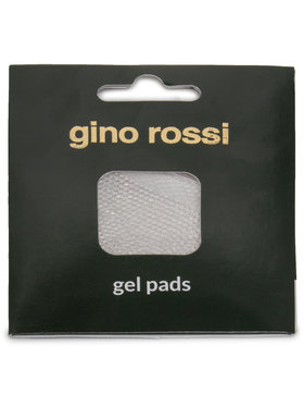 Gino Rossi Gino Rossi Gelové polovložky Gel Pads Bílá