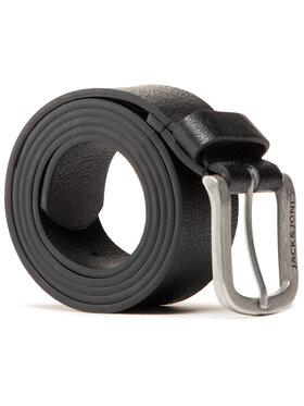 Jack&Jones Jack&Jones Cintura da uomo Jacharry Belt Noos 12120697 Nero