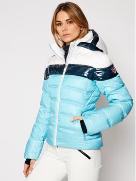 Rossignol Rossignol Kurtka narciarska Hiver RLIWJ91 Kolorowy Slim Fit