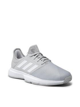adidas adidas Обувки GameCourt M GZ8516 Сив