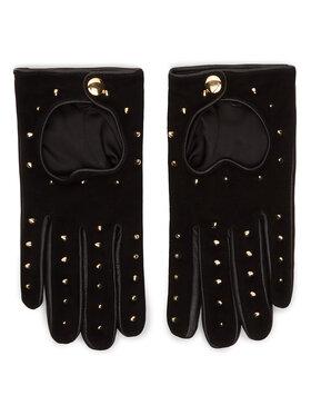 TwinSet TwinSet Dámske rukavice 202TO5061 Čierna