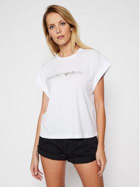 Emporio Armani Emporio Armani T-Shirt EMPORIO ARMANI 262633 1P340 71610 Biały Regular Fit