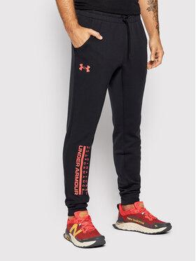 Under Armour Under Armour Pantalon jogging Apollo Sportstyle 1360731 Noir Loose Fit