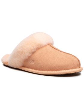 Ugg Ugg Papuče W Scuffette II 1106872 Oranžová