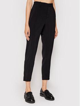 Zadig&Voltaire Zadig&Voltaire Текстилни панталони Panda PWGCK0101F Черен Regular Fit
