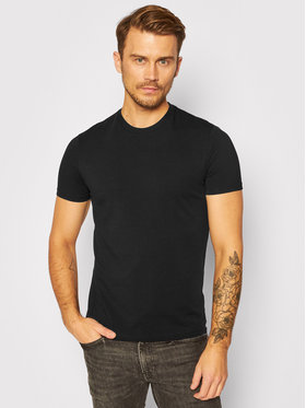 Dsquared2 Underwear Dsquared2 Underwear T-Shirt DCM200030 Μαύρο Regular Fit