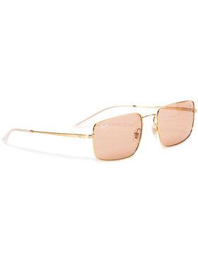 Ray-Ban Ray-Ban Sluneční brýle 0RB3669 001/Q4 Zlatá