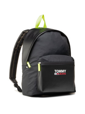 Tommy Jeans Tommy Jeans Batoh Tjm Campus Twist Dome Backpack AM0AM07152 Tmavomodrá