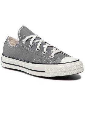 Converse Converse Sneakers aus Stoff Chuck 70 Ox 164951C Grau
